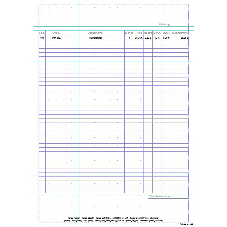 magento pdf rechnung modul rechnungsmail mehrwertsteuer. Black Bedroom Furniture Sets. Home Design Ideas