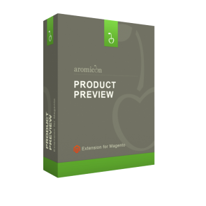 Magento Admin Product Preview Logo