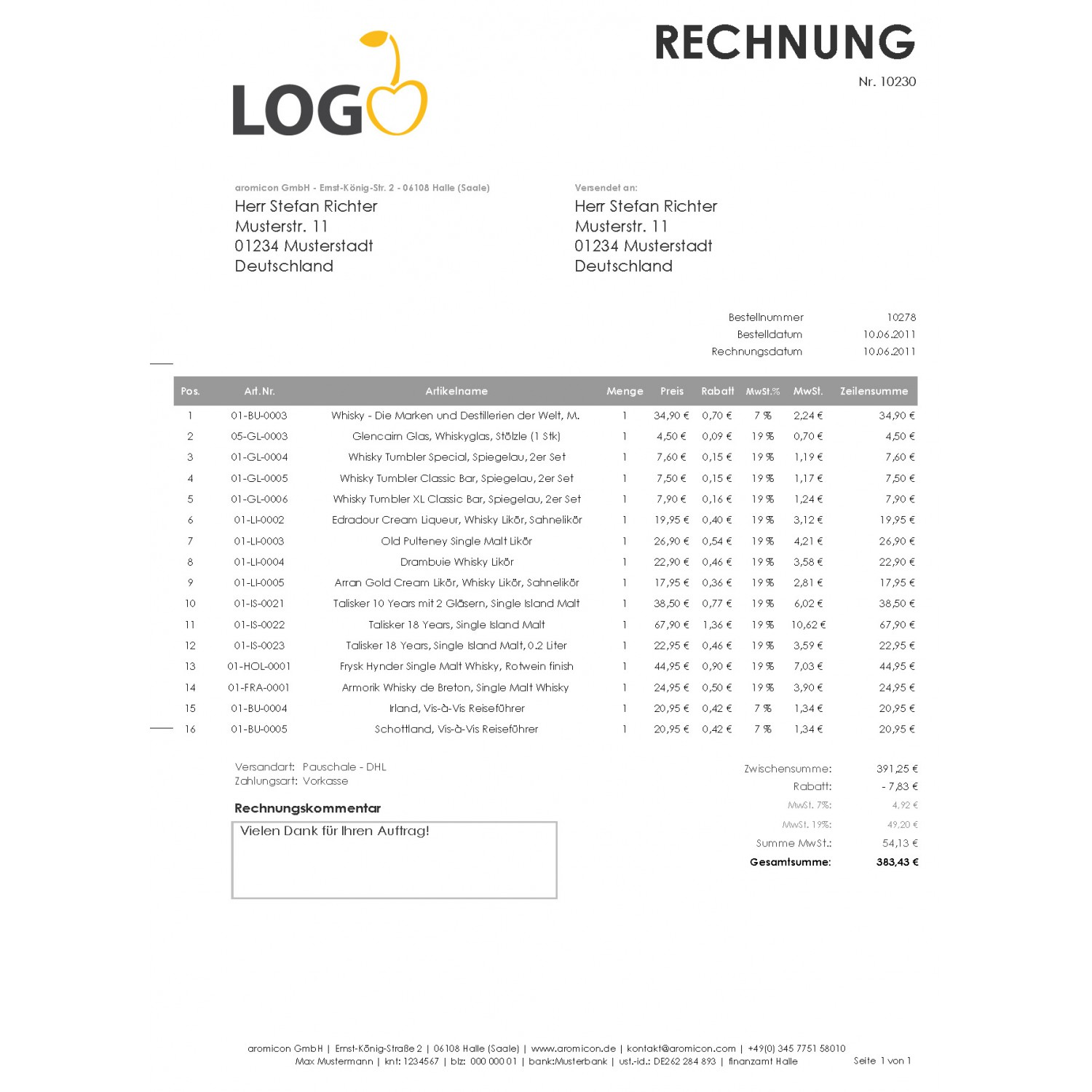 Invoice In Word Format Excel Download German Invoice Template Word  Rabitahnet Invoice Template For Contractors with How To Use Neat Receipts Invoice Pdf Pro  Windowinvoice Invoice Template German Simple Invoice Ebay Send An Invoice Pdf