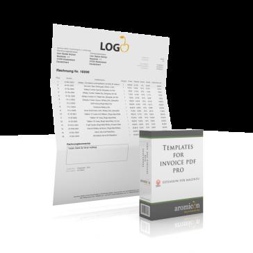 Invoice Pdf Pro - Standard Invoice Template (german)