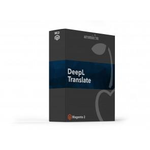 Magento 2 Übersetzung mit Deepl