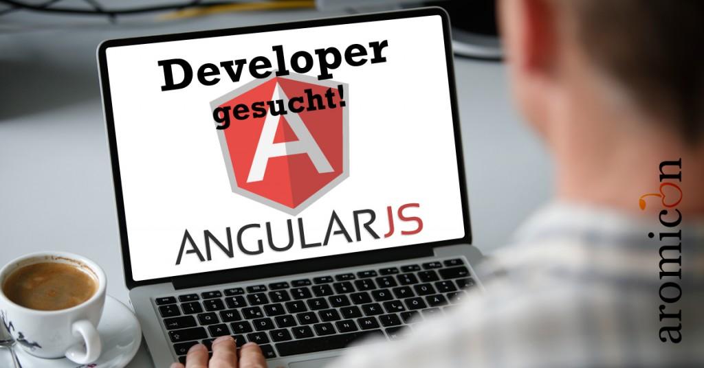Stelle: Web-Entwickler Frontend Halle - AngularJS